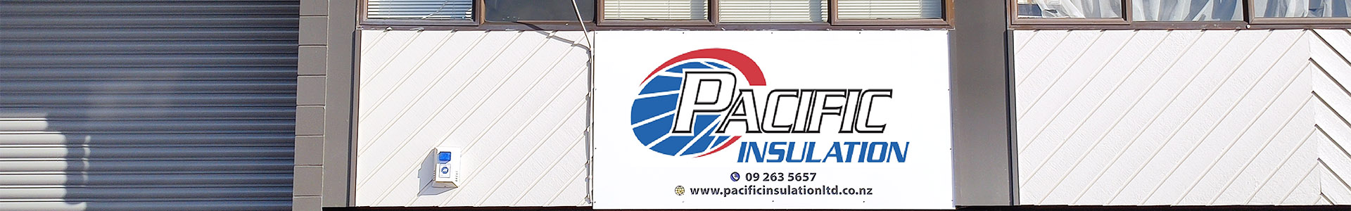 Pacific Insulation contact us